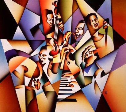 jazz music between world wars essay 2 with the passing of time, and as both the blues and jazz continue to evolve, the connection remains unbroken two of today's leading jazz ensembles, the world saxophone quartet and the mingus big.