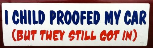 ChildProofedCar