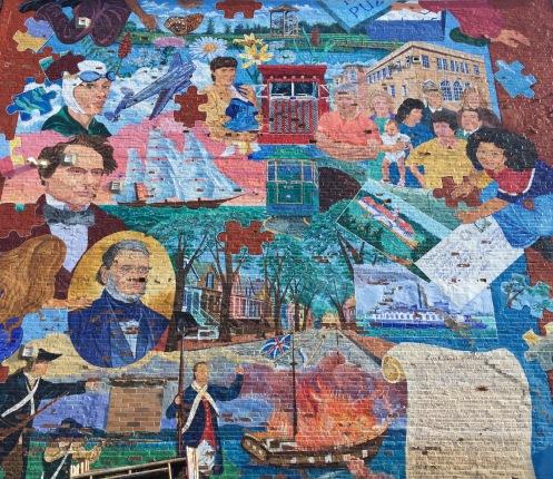 MuralEastBostonHistory