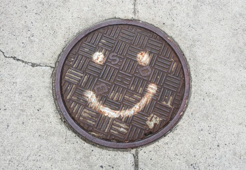 SmileyFaceSewerCover