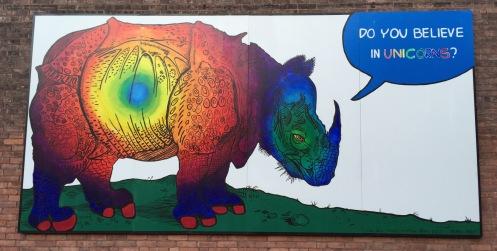 UnicornRhinoceros