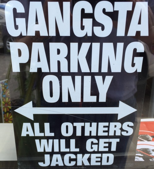GangstaParking