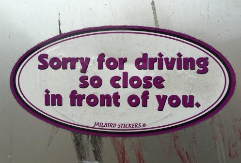 DrivingClose